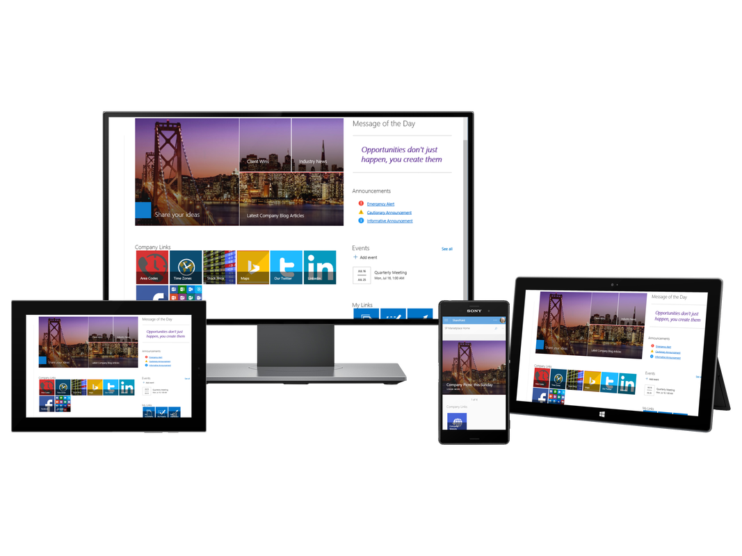 Office 365 SharePoint Intranet | SP Intranet Portal by SP